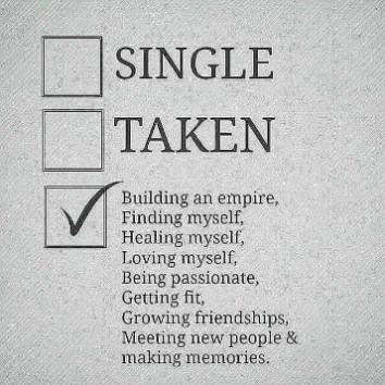 benefits-of- being-single- buildinganempire
