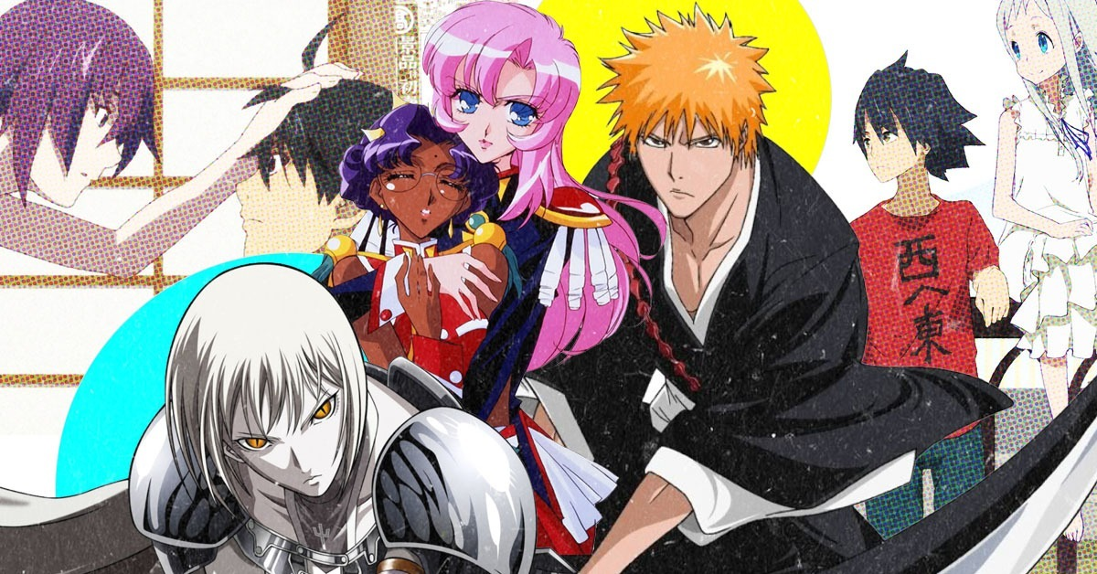 10 Shows To Get You Into Anime