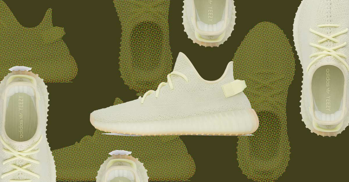 adidas + Kanye West Yeezy Boost 350 V2 Butter is Here