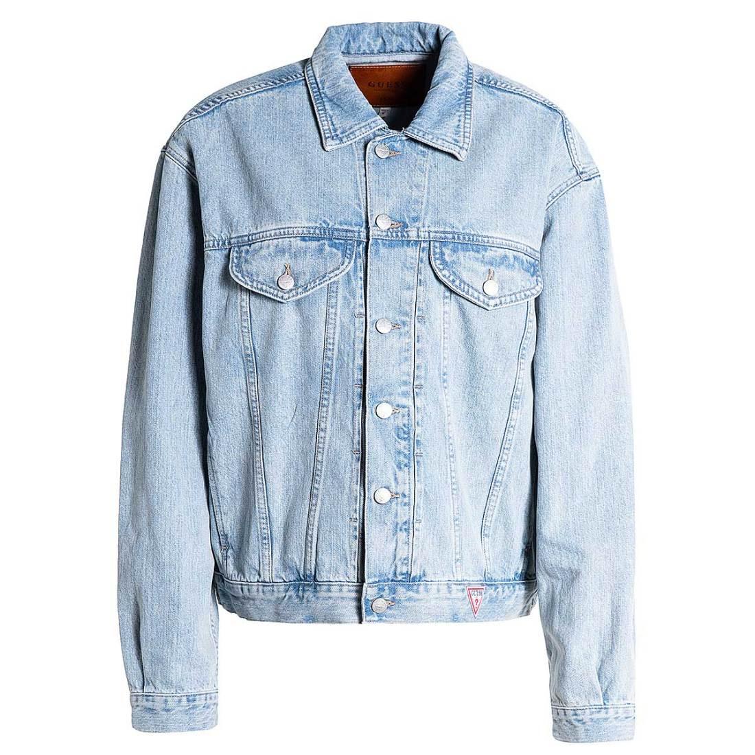 denim jacket-male