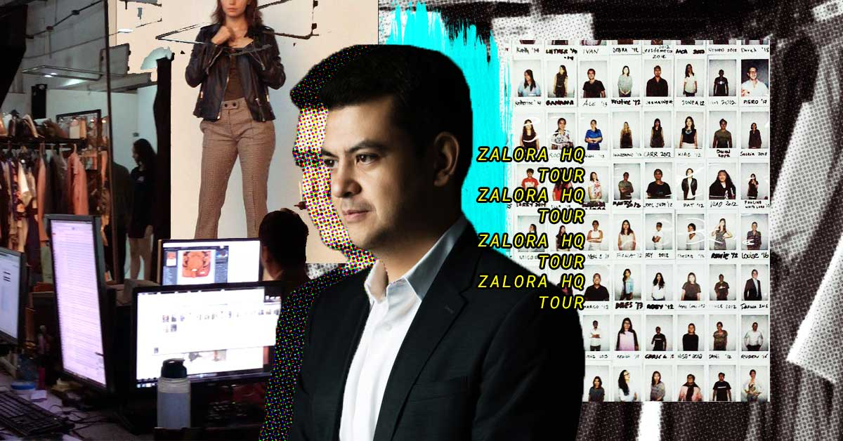 Paulo Campos Takes Us on a Private Tour of the Zalora HQ