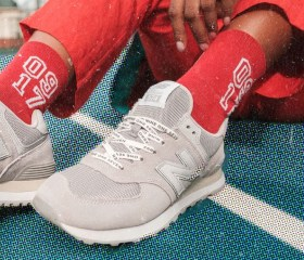 How We're Wearing the New Balance x 0917 Lifestyle Collab Sneaker