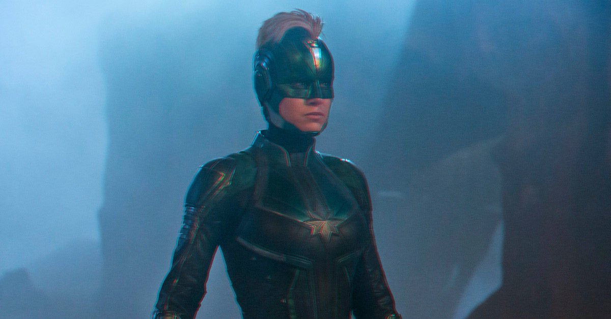 Captain Marvel Is a Step in the Right Direction