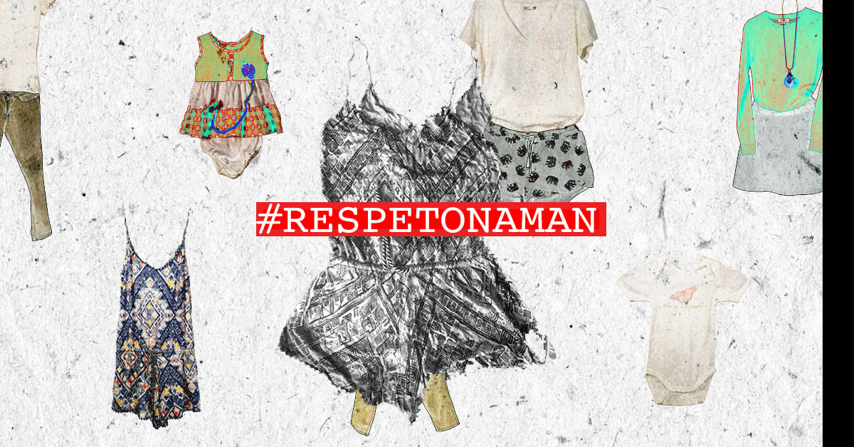 #RespetoNaman, Please
