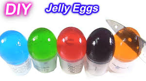 how to make jelly eggs fun easter activity