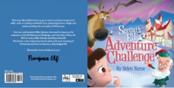 childrens christmas book