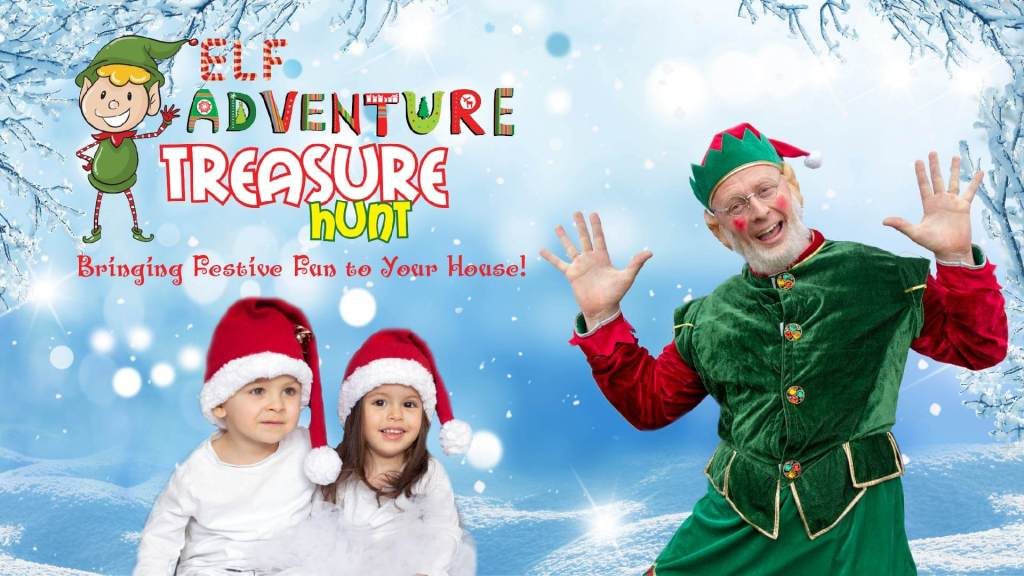 Elf Adventure treasure hunt
