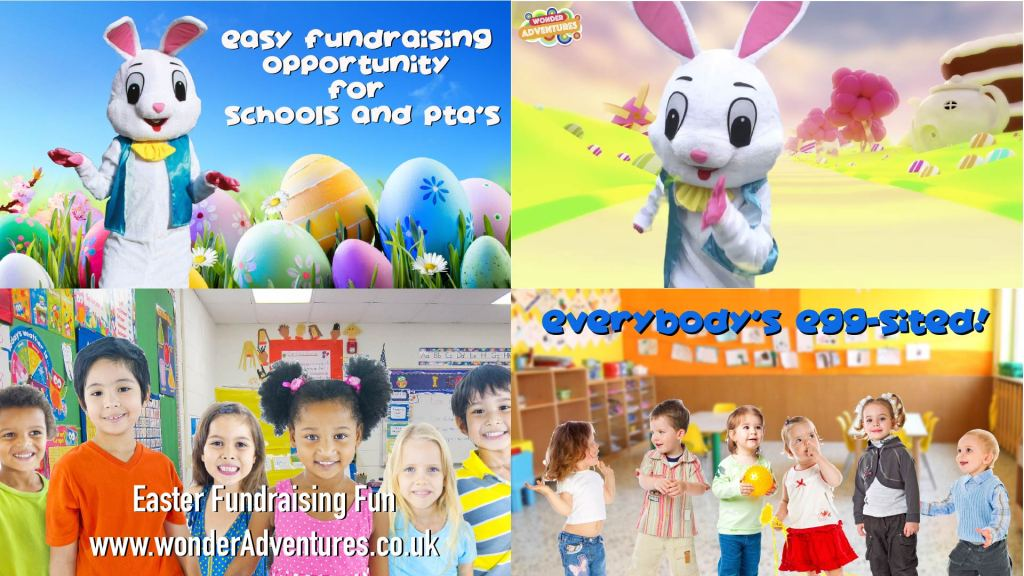 easter fundraising for schools