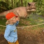 Best Dinosaur Parks in the UK
