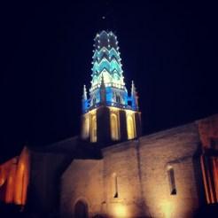 Le clocher de Ars en Ré