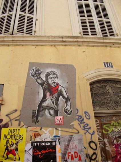 RNST Marseille Cours Julien (Mai 2013)