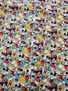 Mickey Mouse & Fab Five
