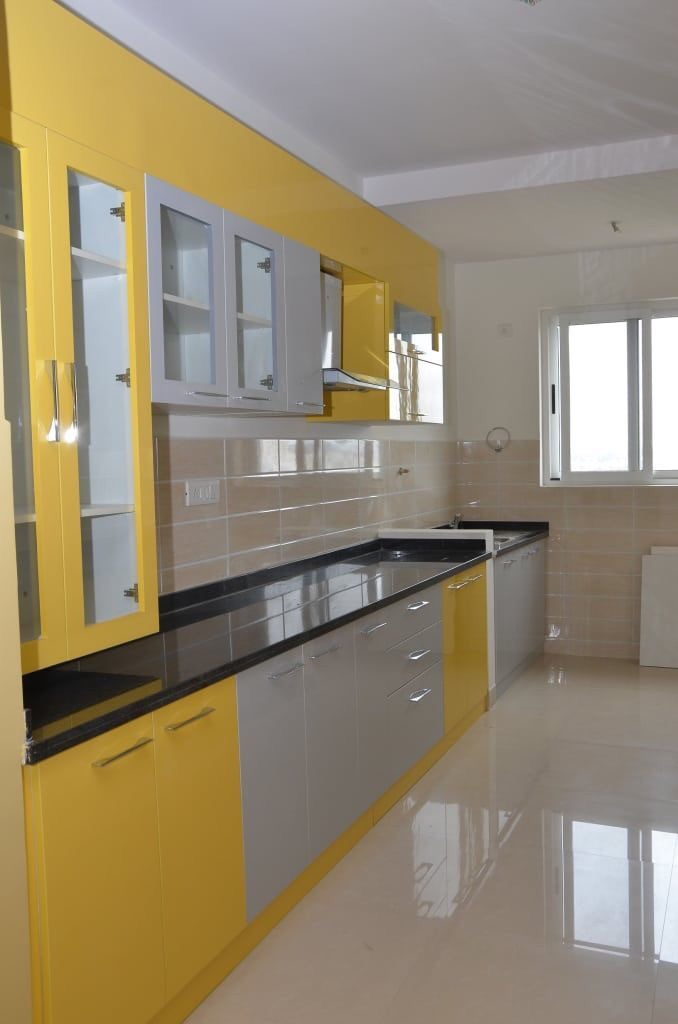 colourful kitchen design