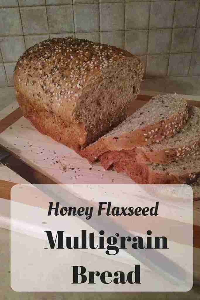 Honey Flaxseed Multigrain Bread