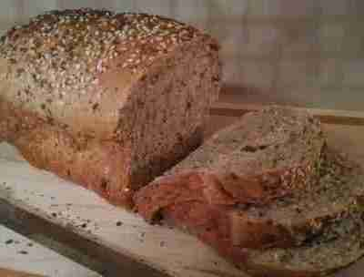 Honey Flaxseed Multigrain Bread Recipe
