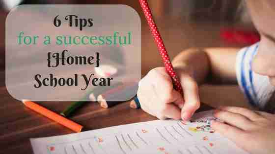 Tips for a Sucessful School Year
