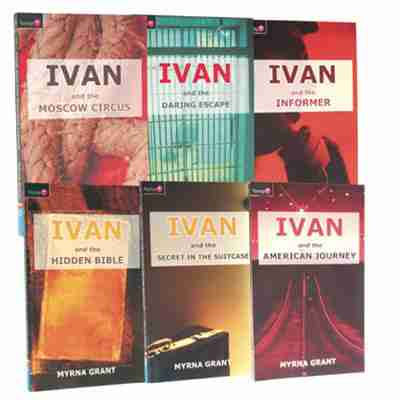 Ivan Books by Myrna Grant
