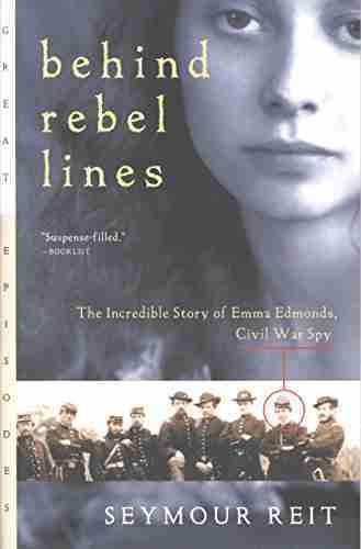 Behind Rebel Lines: Civil War Book