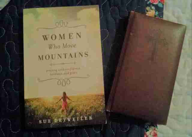 Women Who Move Mountains Detweiler