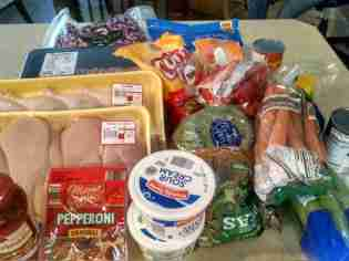 Aldi Grocery Meal Plan