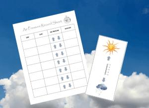 Barometer Record Sheets