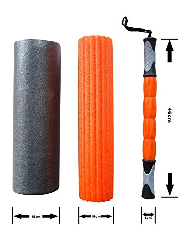 Foam Roller Myofascial Penetration Stretching