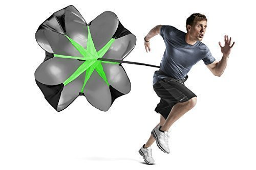 Training Resistance Running Parachute Fitness