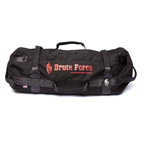 Brute Force Sandbags Heavy Workout
