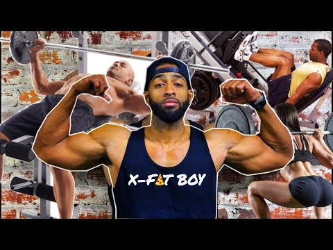 Compound exercises – The only 7 exercises you need