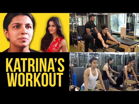 We Did Pilates Like Katrina Kaif For 30 Days | BuzzFeed India