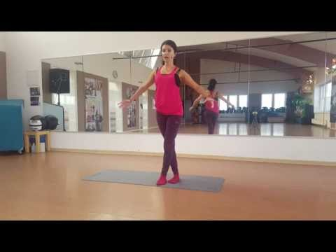 Standing Pilates meets core intensiv 30 Min.