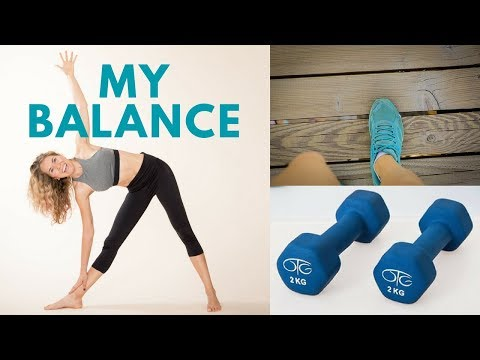 My Workout Week {…It's all about balance!}