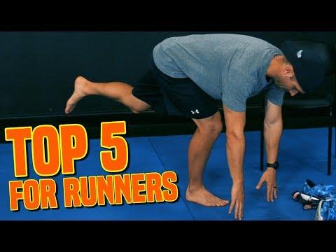 STRONGER Legs for Running (BEST Balance Exercises for Runners)
