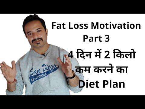 Fat Loss Motivation Part 3   वजन पक्का घटेगा by Savikar Bhardwaj