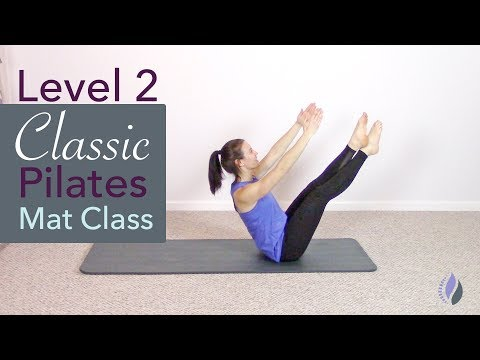 Level 2 Classic Pilates Workout