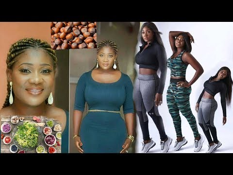 Mercy Johnson Simple & Fast Weight loss Tips, Ingredients & Motivation