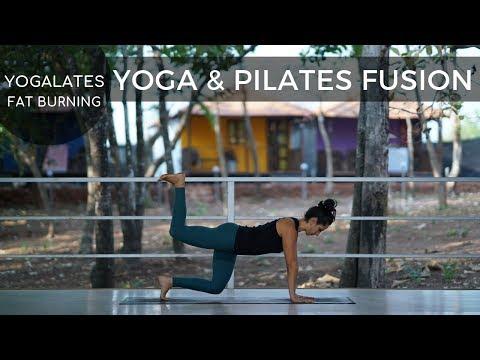 20 – Minute Fat Burning Yogalates – Pilates Yoga Fusion | Eli Aguilar