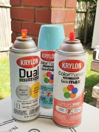 spray paint glass 2
