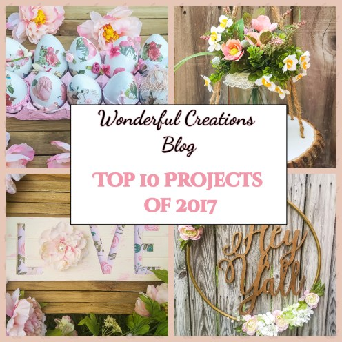 2017 projects
