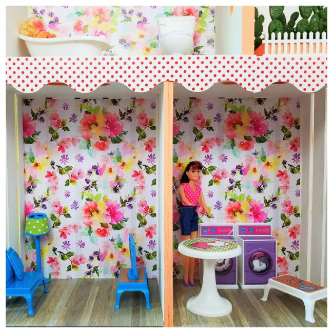 Crate Dollhouse Feature