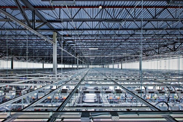 Take a Look – Google Data Centre 3