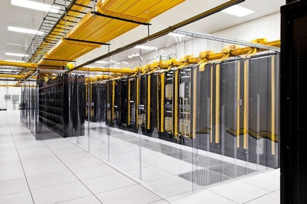Take a Look – Google Data Centre 4