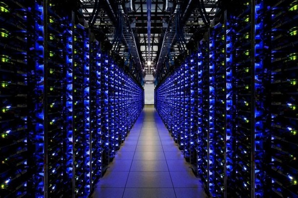 Take a Look – Google Data Centre 7