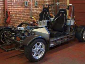 Race Car 150 mph