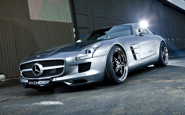 Wallpapers of Mercedes 22