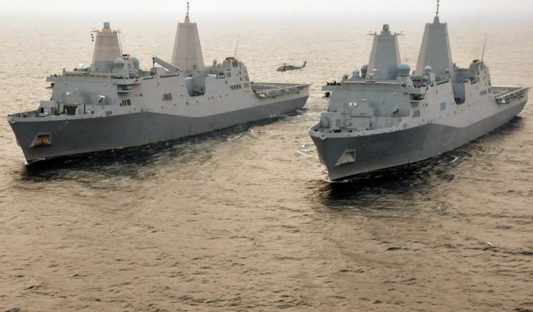 US Navy Successfully Converts Seawater Into Fuel