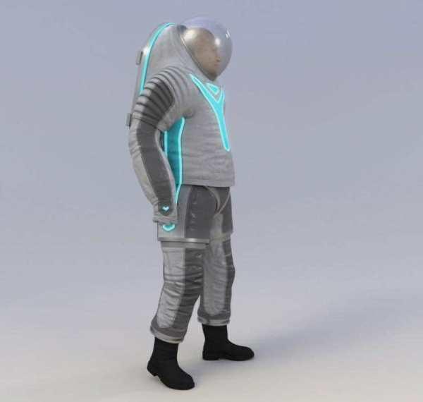 NASA Unveils The Design Of Next Generation Z-2 Space-Suit