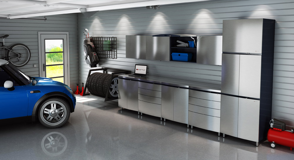 25 Garage Design Ideas For Your Home on Garage Decorating Ideas  id=59782