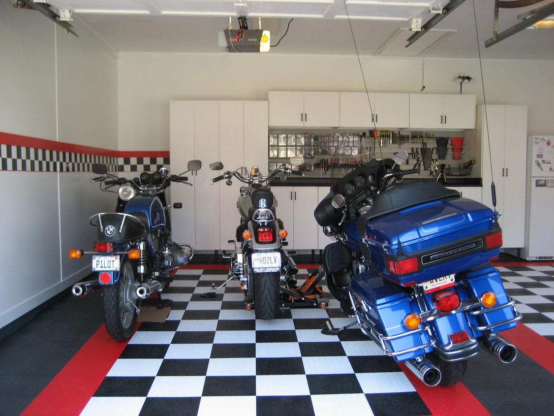 25 Garage Design Ideas For Your Home on Garage Decorating Ideas  id=20864