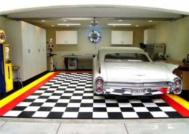 25 Garage Design Ideas For Your Home on Garage Decorating Ideas  id=39173